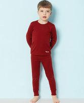 爱慕儿童暖尚针织长裤AK373P12