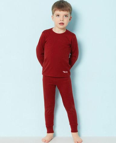 Aimer Kids保暖|爱慕儿童暖尚针织长裤AK373P12