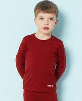 爱慕儿童暖尚双层长袖上衣AK372P14