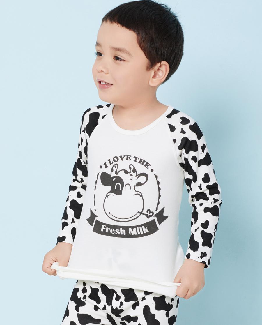 Aimer Kids保暖|愛慕兒童軟奶糖長袖上衣AK372H91