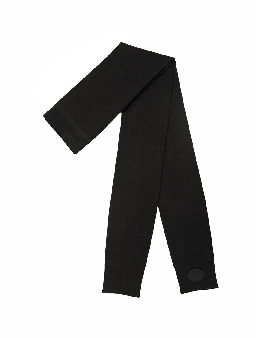 imi's保暖|爱美丽打底裤袜220D黑钻石踩脚袜IM82AKN3