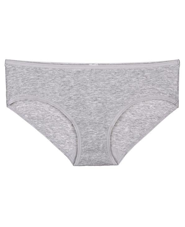 imi's内裤|爱美丽印花五联包低腰棉质蝴蝶结内裤IM25AQS1
