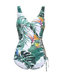 爱慕热带丛林连体泳衣AM682561