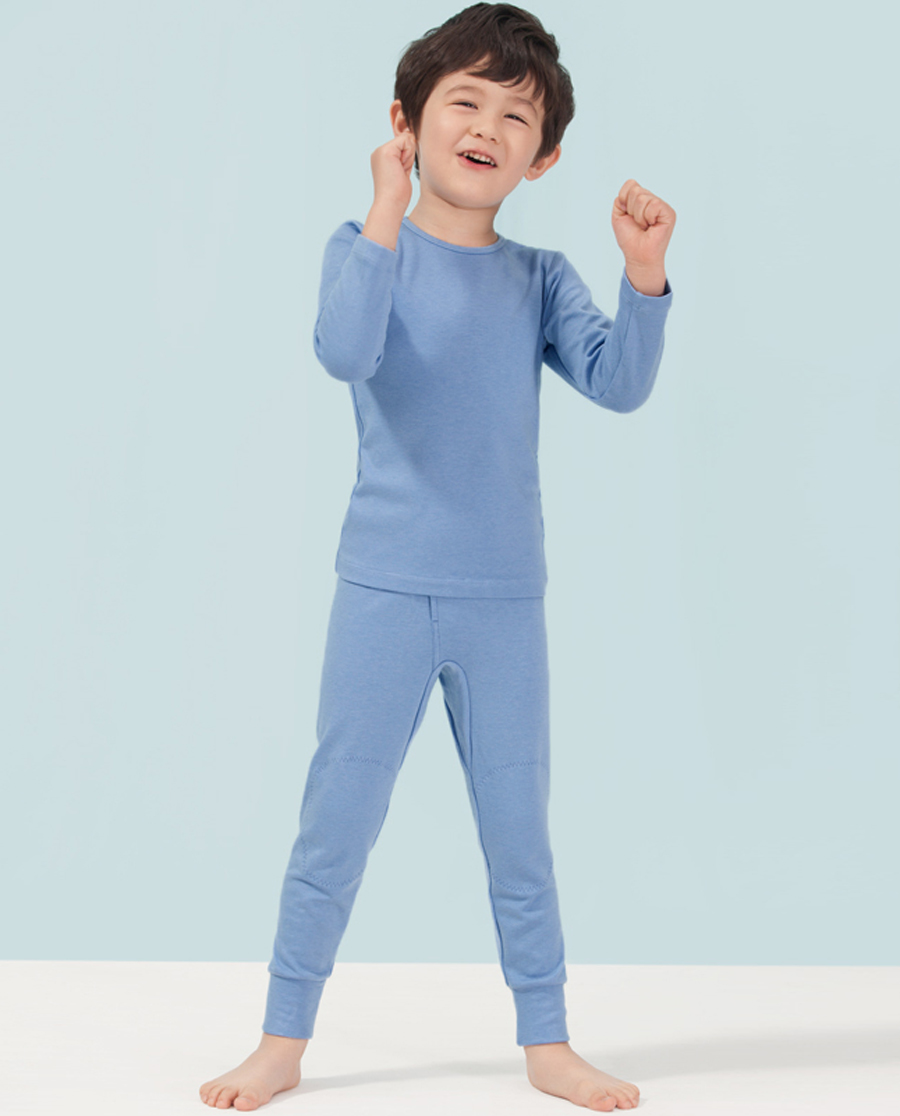 Aimer Kids保暖|爱慕儿童暖尚双层长裤AK273P13