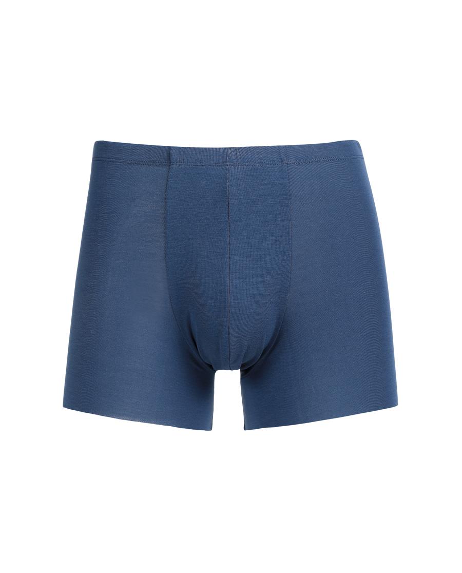 Aimer Men内裤|爱慕先生真丝中腰平角内裤NS23B041
