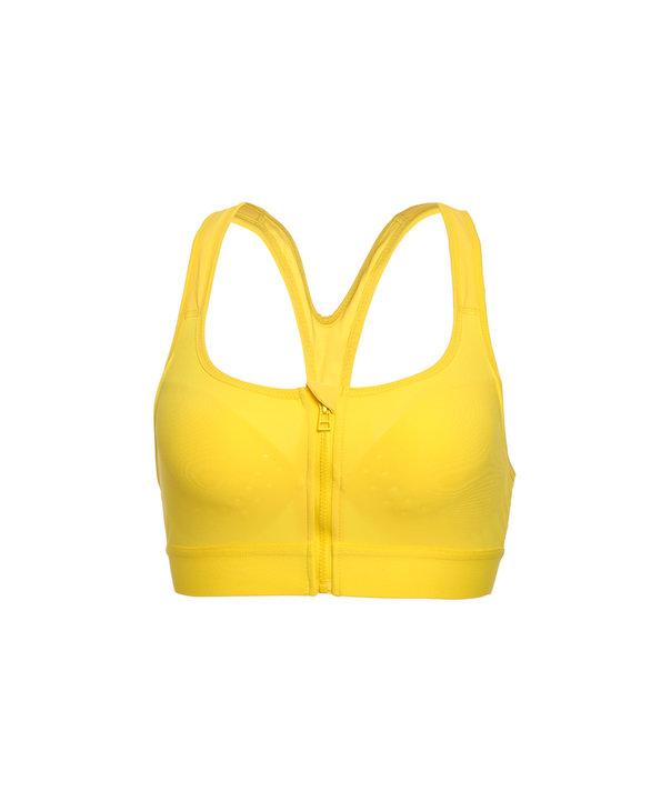 Aimer Sports文胸|爱慕运动温暖物语IV中强度前拉链洞洞薄杯文胸AS116F91