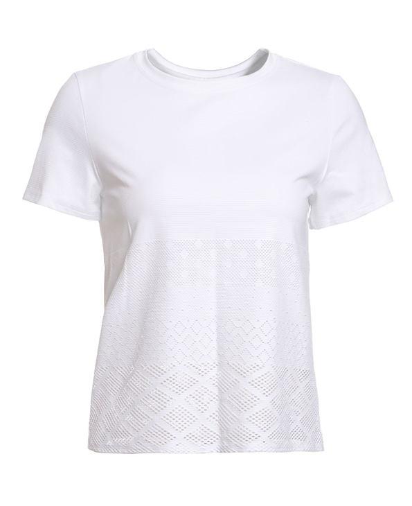 Aimer Sports运动装|爱慕运动FREE MAN跑步短袖上衣AS143F72