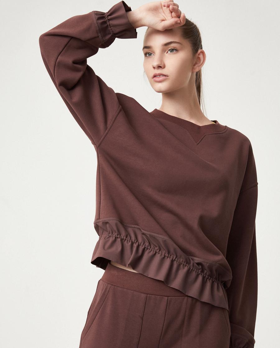 Aimer Sports睡衣|ag真人平台运动温暖物语IV套头上衣AS144F91