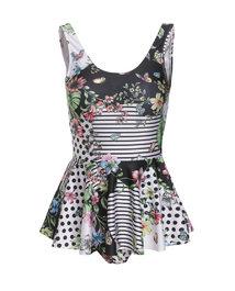 爱慕斐济幻想连体裙式泳衣AM682571