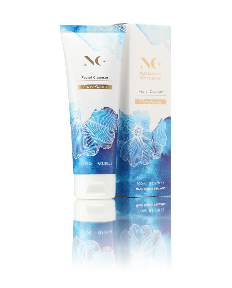 Nature's Gift護膚|紐格芙凈顏潔面乳NG10103