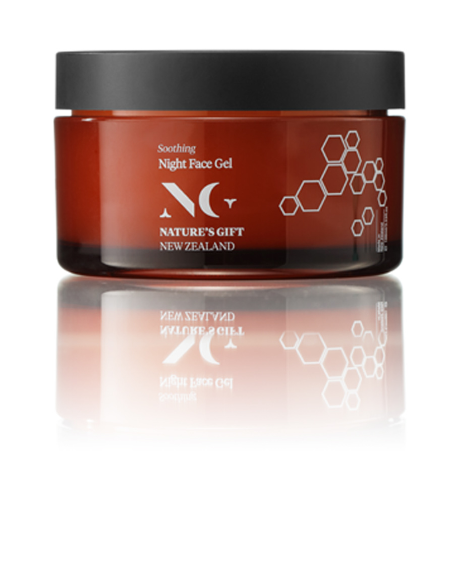 Nature's Gift护肤 曼努卡蜂蜜润养锁水精华睡眠面膜NG10205