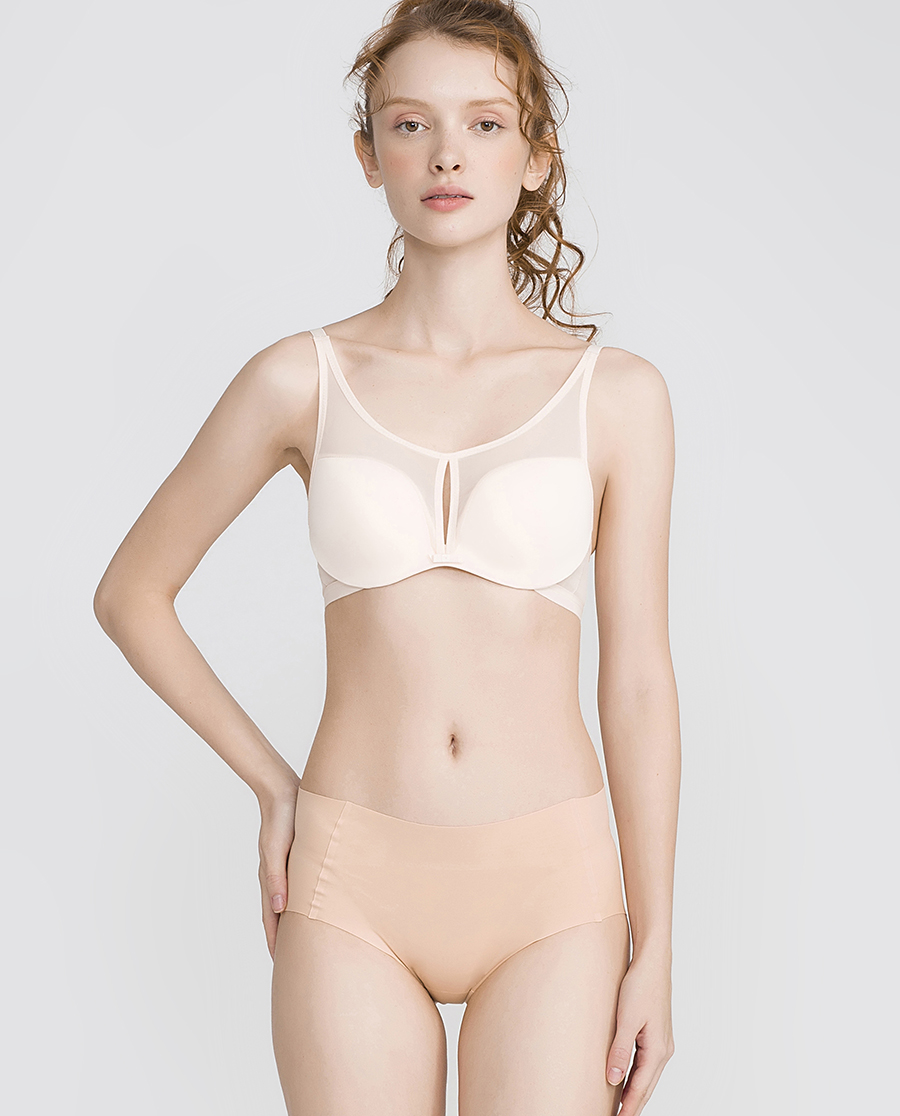 imi's内裤|爱美丽零感内裤均码平角裤IM23AKX3