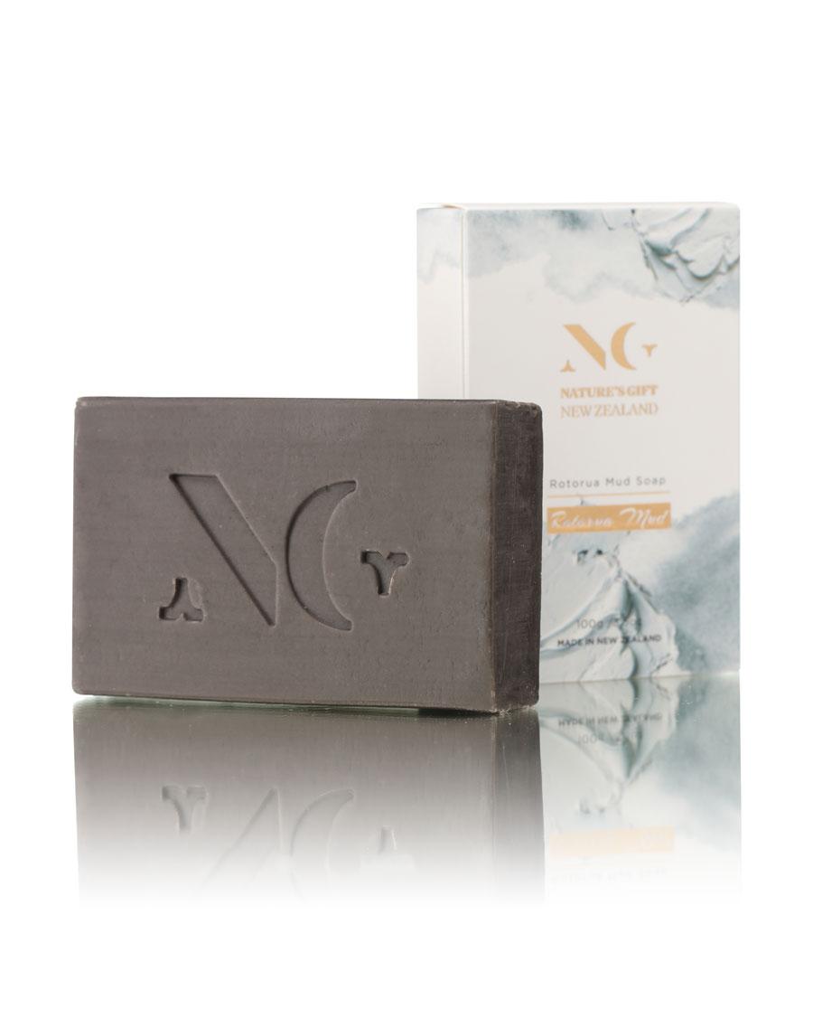 Nature's Gift護膚|紐格芙羅托魯阿火山泥潔膚皂NG10502