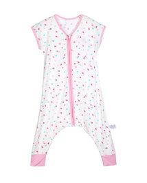爱慕婴儿爱心兔宝女幼婴分腿睡袋AB1451001