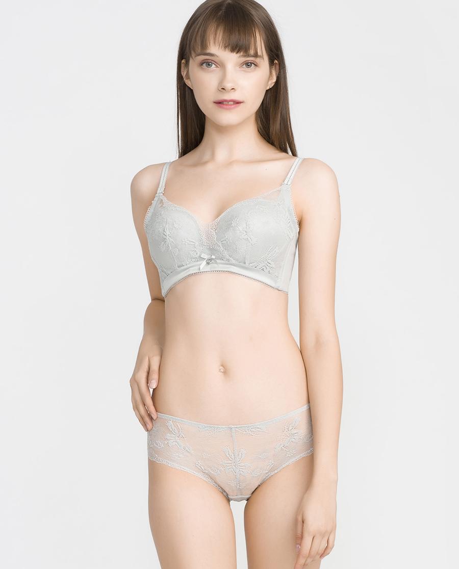 IMIS内裤|爱美丽IM蔷薇之恋低腰平角裤IM23ARY1