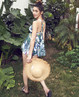 Aimer泳衣|爱慕热带丛林裙式分身泳衣AM672561