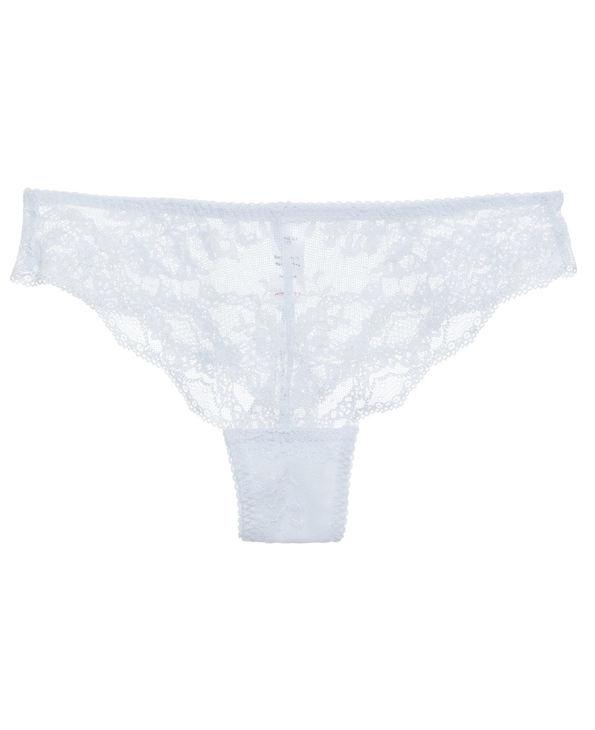 Aimer内裤|爱慕蕾丝KIKI中腰巴西裤AM222622