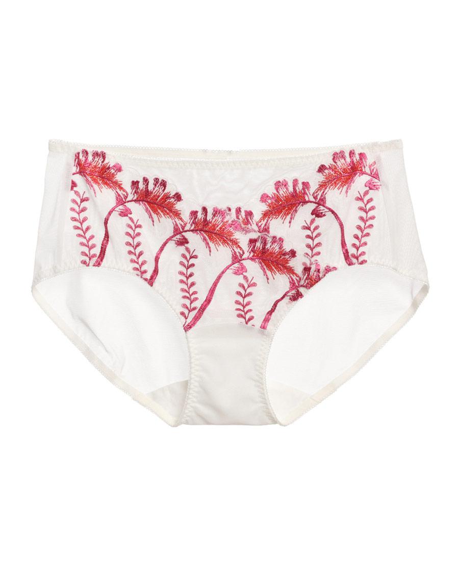 Aimer内裤|爱慕印色中腰平角内裤AM232831