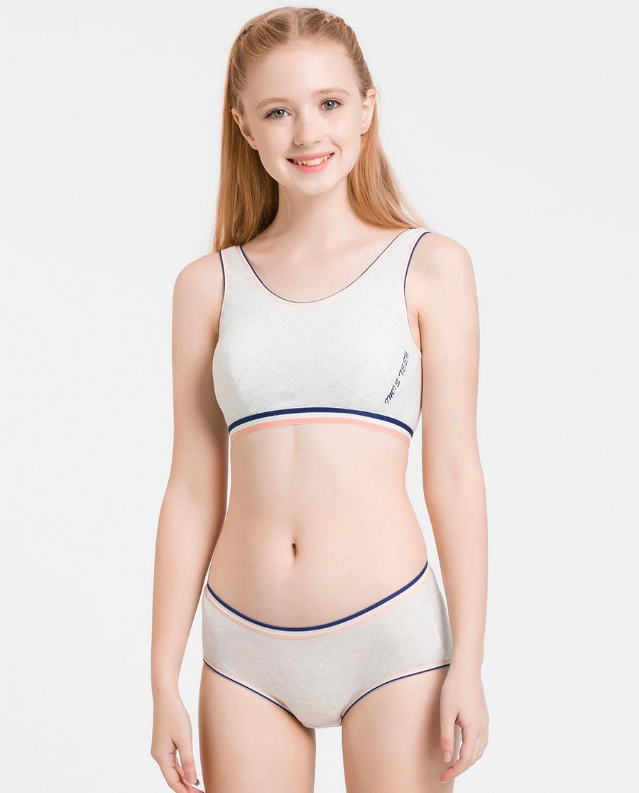 imi's内裤|爱美丽Teen-体育课低腰平角裤IM23ARF1