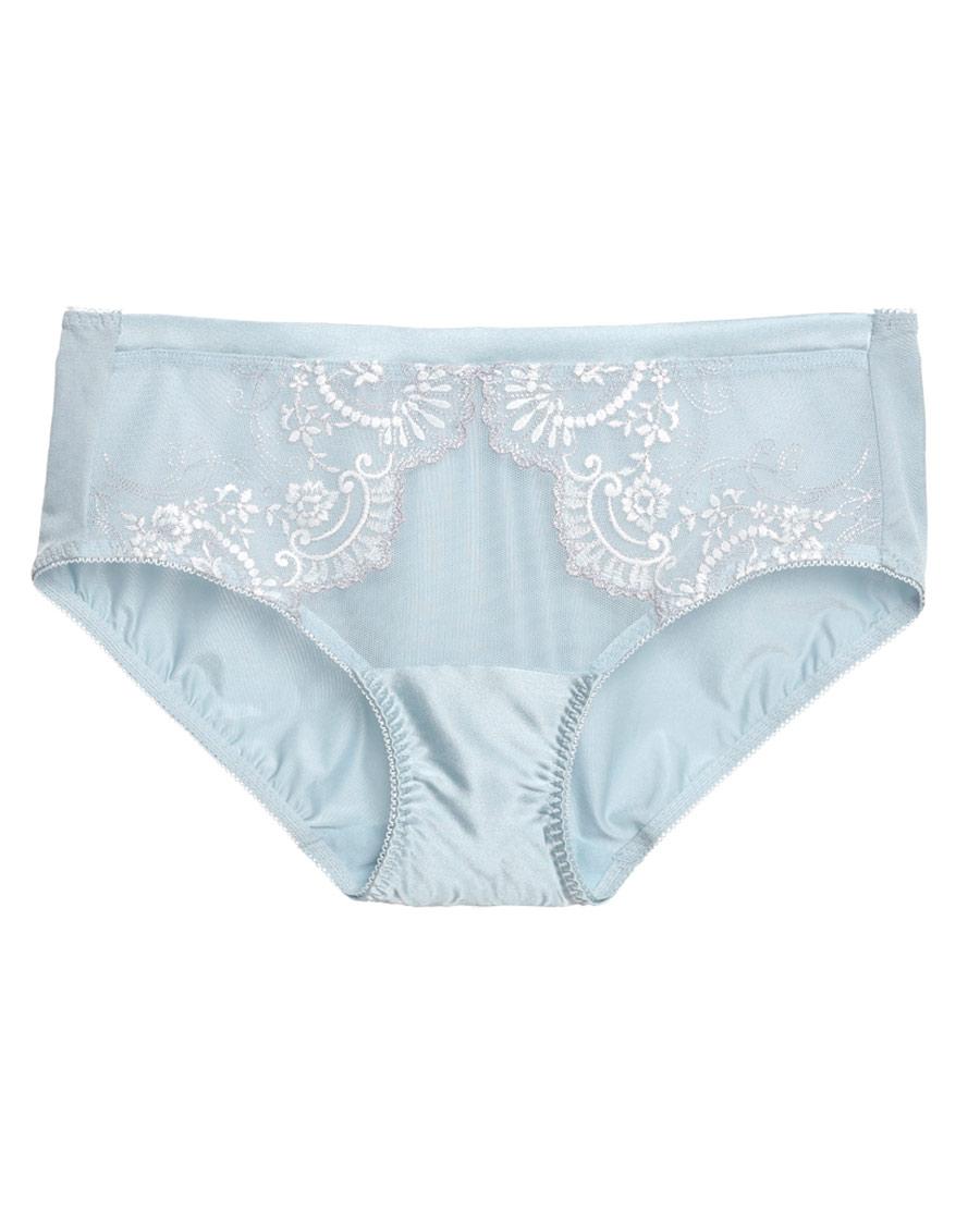 Aimer内裤|爱慕椰树风情中腰平角裤AM232821