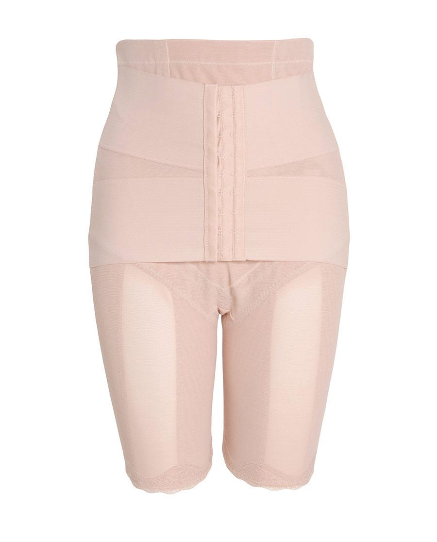 MODELAB美體|愛慕慕瀾呵護重型加高腰中款長腿塑褲AD3