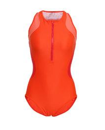 爱慕运动星夜酷跑连体泳衣AS163G11
