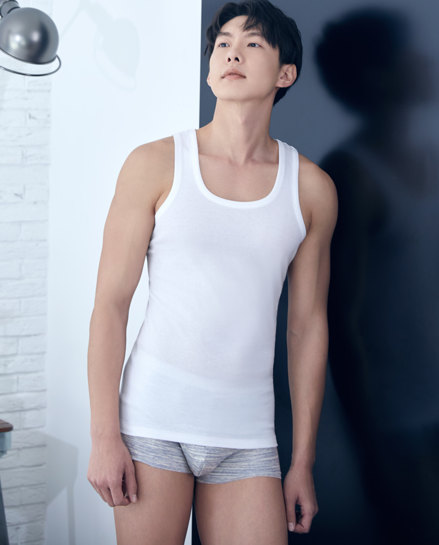 Body Wild睡衣|宝迪威德未来棉系列跨栏背心ZBN11MF1