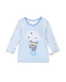 爱慕婴儿飞天环游记男幼婴长袖上衣AB2411012