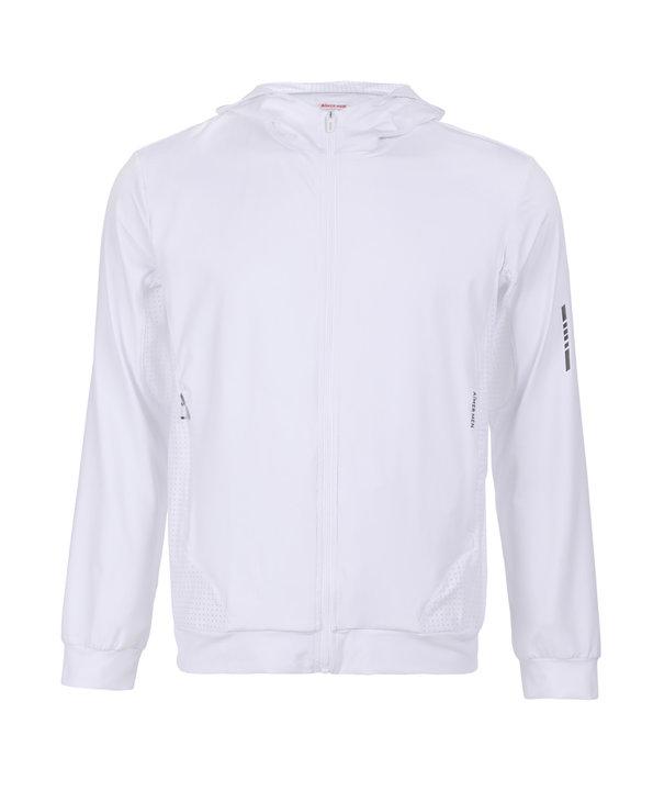 Aimer Men运动装|爱慕先生酷感运动帽衫拉链长袖上衣NS62B723