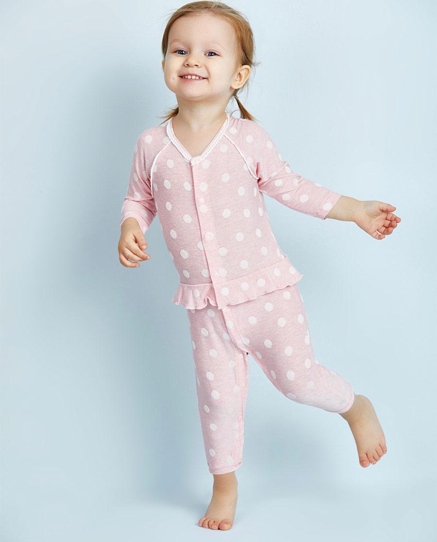 Aimer Baby保暖|爱慕婴幼可爱宝贝长袖连体爬服AB1751021