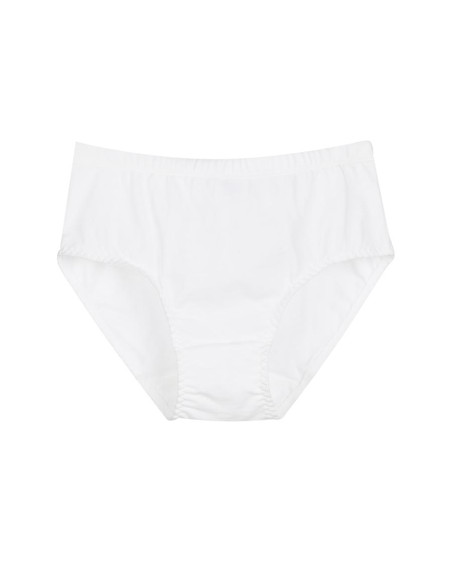 Aimer Kids内裤|爱慕儿童天使小裤棉氨纶印花爱兔之爪中腰三角裤AK1221214