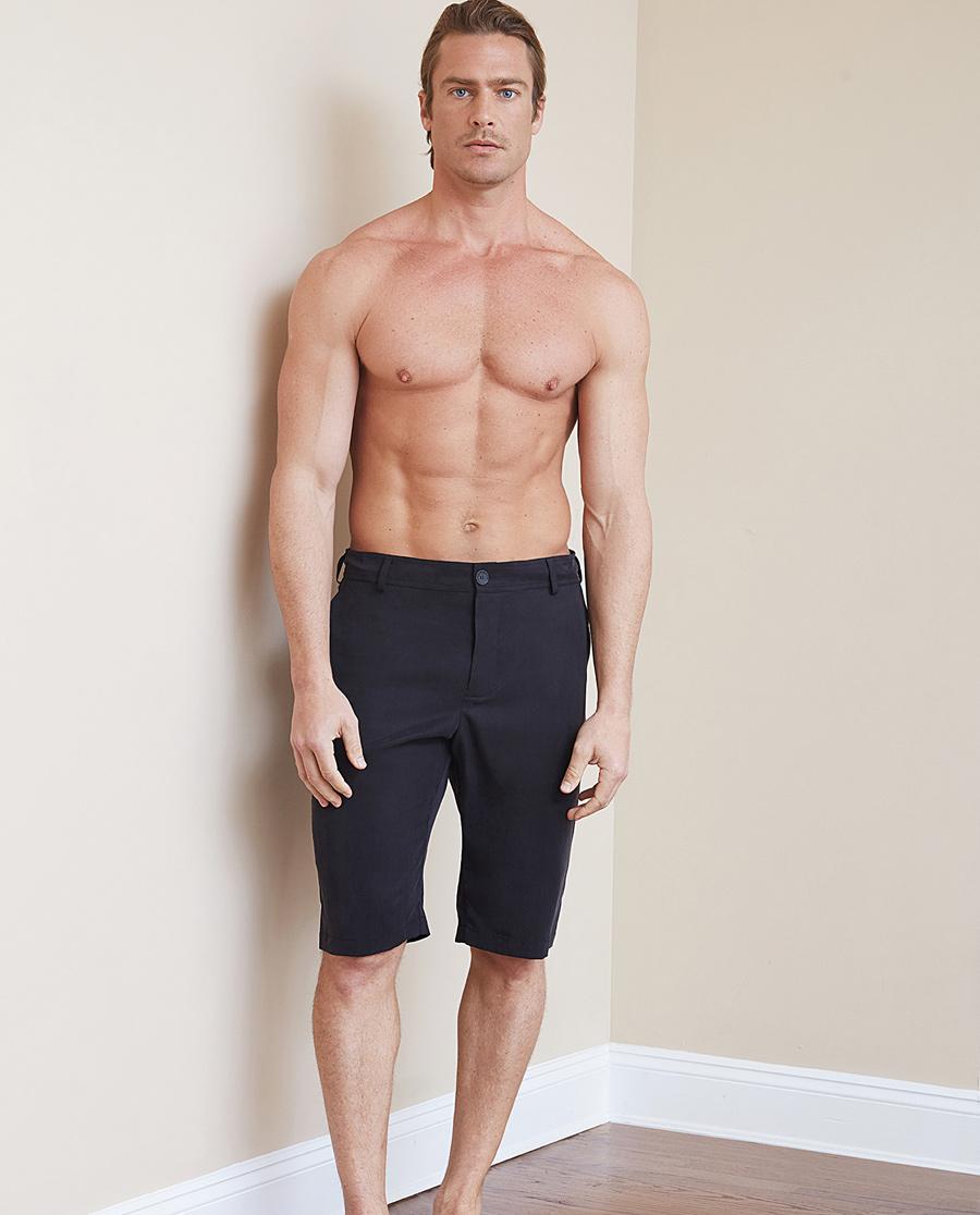 Aimer Men睡衣|爱慕先生天丝系列短裤NS82B902