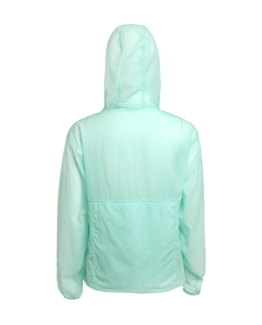 Aimer Sports运动装|爱慕运动iMOVE带帽拉链薄外套AS144G31
