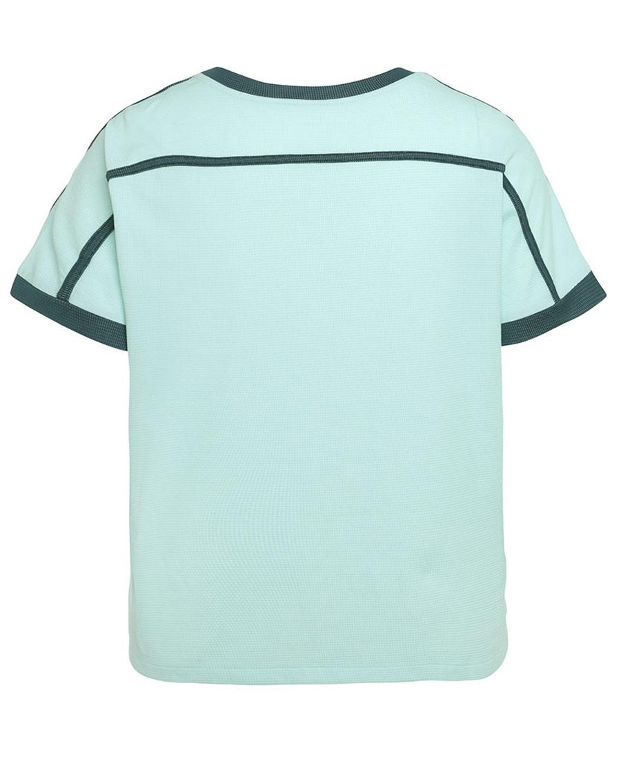 Aimer Sports运动装 爱慕运动iMOVE跑步短袖上衣AS143G31