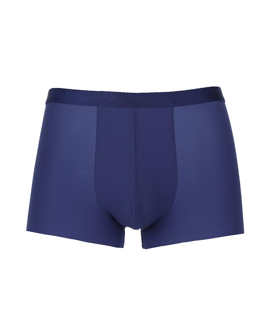 爱慕先生高端凉感中腰平角内裤NS23B662