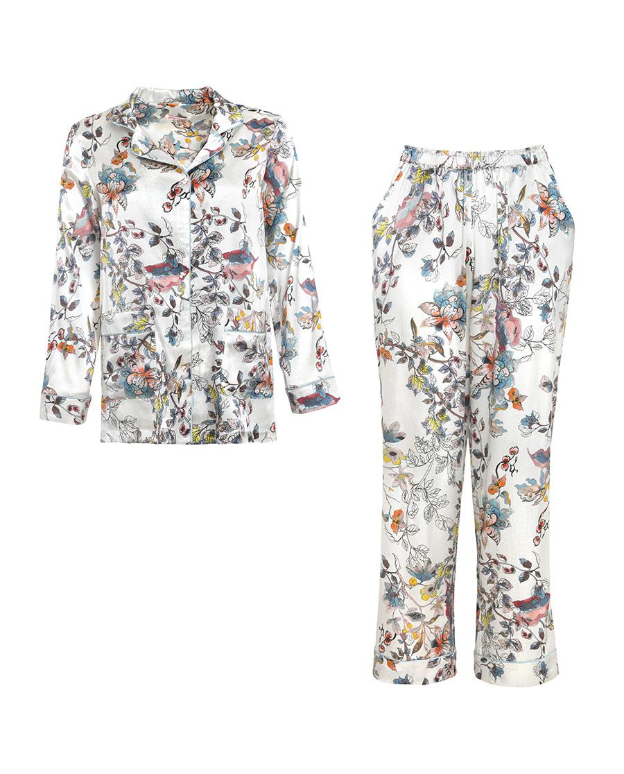 Aimer Home睡衣|爱慕家品悠享年华分身家居套装AH460521