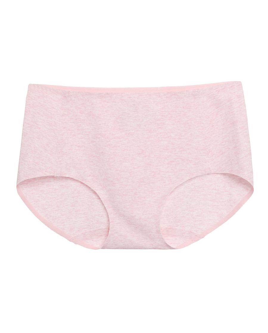 Aimer内裤 爱慕植物染麻中腰平角内裤AM232841
