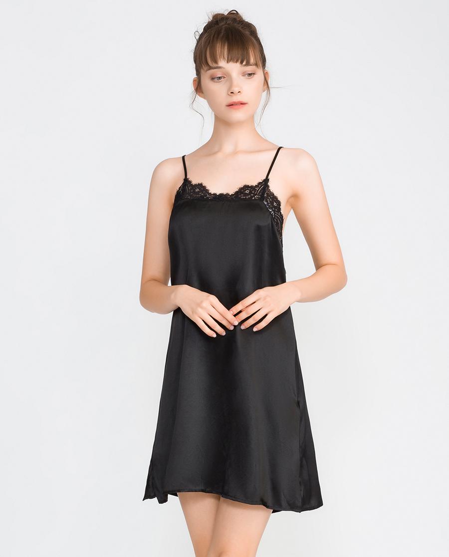 imi's睡衣|爱美丽罗马风尚真丝吊裙IM42ART1