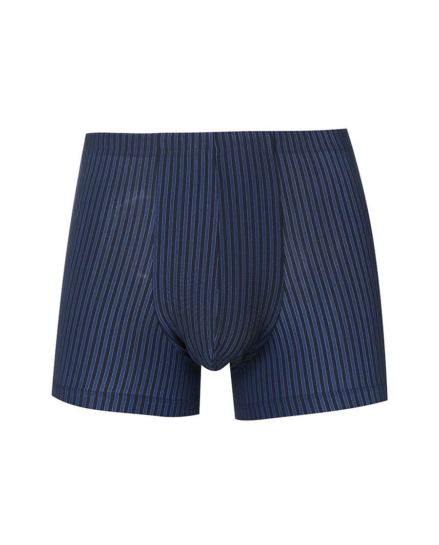 Aimer Men内裤|ag真人平台先生条纹永恒中腰平角内裤NS23B921