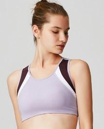 爱慕运动轻松瑜伽低强度背心式外穿文胸AS116G41