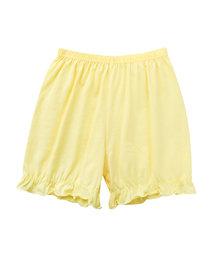 爱慕婴幼快乐柠檬女婴幼短裤两件包AB1421051
