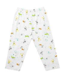 爱慕婴幼动物园七分裤AB2421082