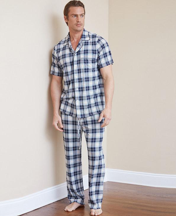 Aimer Men睡衣|爱慕先生纵享丝滑家居长裤NS42C092