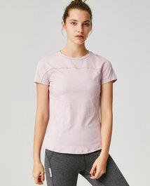 爱慕运动心灵瑜伽II短袖T恤AS143G51