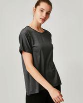 爱慕运动心灵瑜伽II美背宽松T恤AS143G53