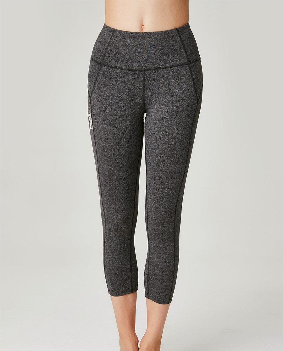 Aimer Sports运动装|ag真人平台运动心灵瑜伽II七分裤AS152G51
