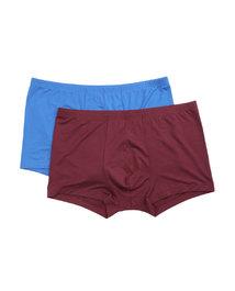 爱慕先生莫代尔内裤双件包包腰平角内裤NS23C201
