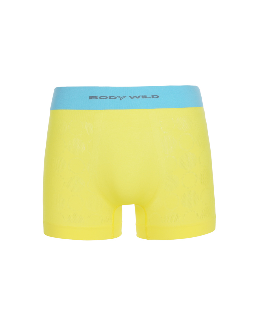 Body Wild内裤|宝迪威德凉感3DB男士一体织平角裤ZBN23NN1
