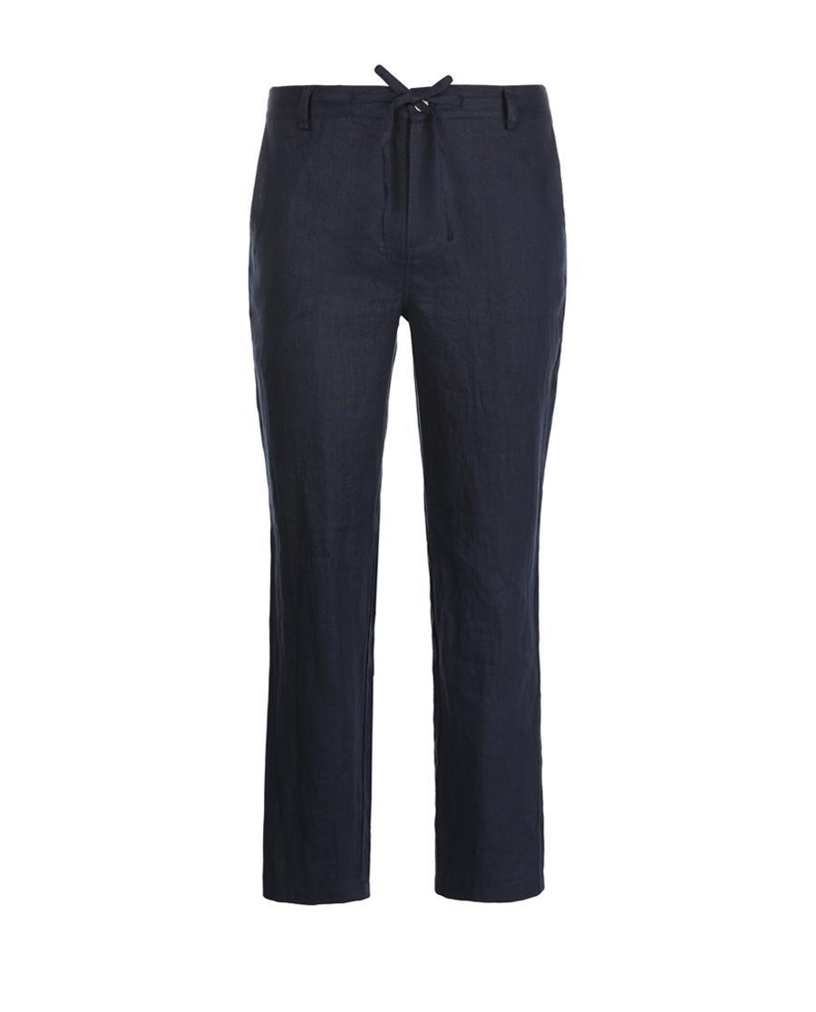 Body Wild睡衣|宝迪威德轻致亚麻修身长裤ZBN42NC2