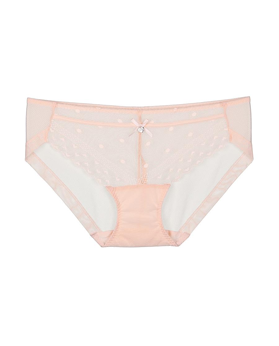 imi's内裤 爱美丽意趣波点低腰三角裤IM22ASJ1